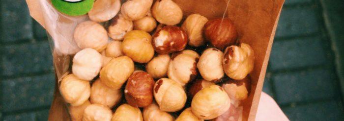 Польза и вред орехов